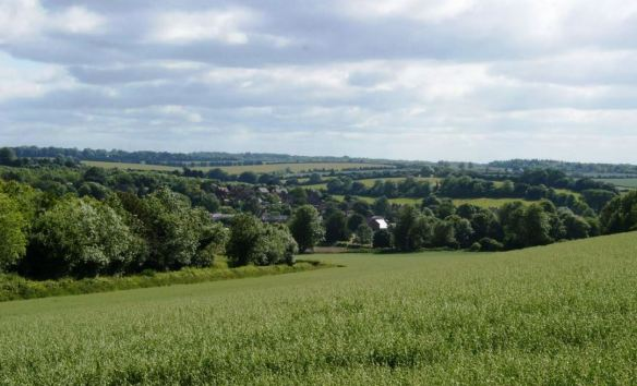 Google view Bourne Valley