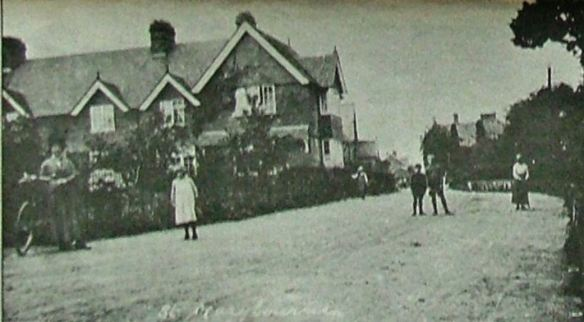 Homefield early 1900s possibly