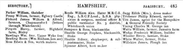 Kellys 1912 Directory p2