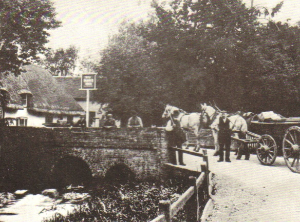 The Bridge c1925