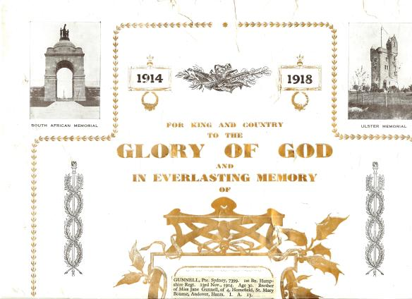 sidney gunnell in memoriam poster 2 001